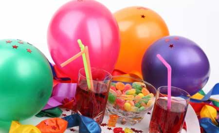 как отметить день рождения годовалого малыша