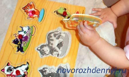 игрушки для двухлеток