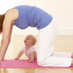 уход за телом после родов