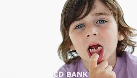 смена зубов у детей