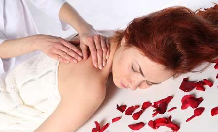 массаж антицеллюлитный