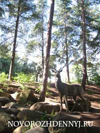 парк Парадиз в Крыму