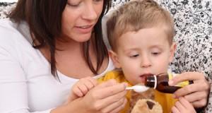 парацетомол детям