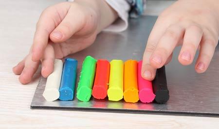 учим с ребенком цвета