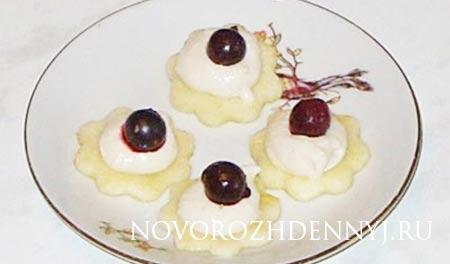 творожный десерт для детей