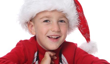 конкурсы детям на новый год