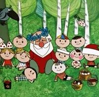 интересные мультфильмы про деда мороза