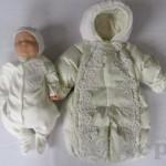 Зимний набор для новороженного