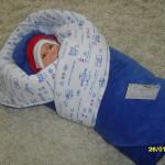 Набор морячок на зиму: Теплое одеяло