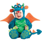 детский костюм дракона