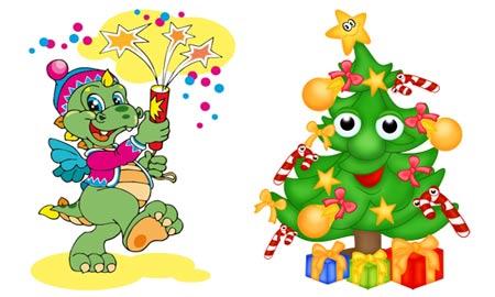 Новый год Дракона 2012