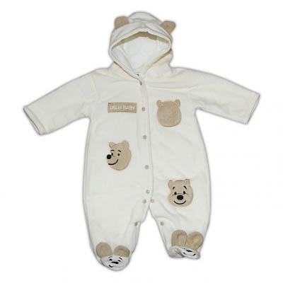 Комбинезон для новорожденных зима выкройка