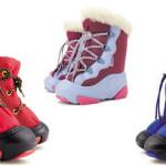 детская обувь сноубутсы