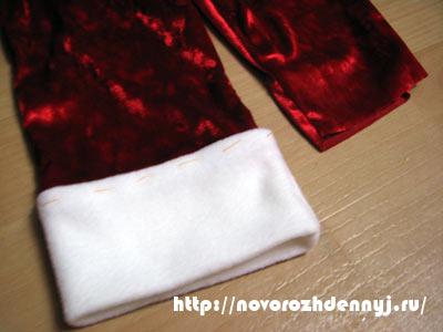 штанишки для санты