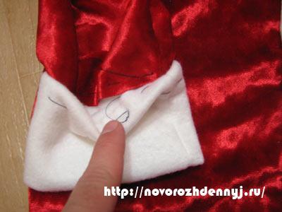 пришиваем рукавчики
