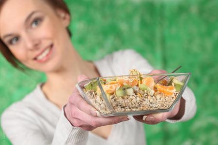 Правильное питание для похудения меню на неделю на 1200 ккал в день