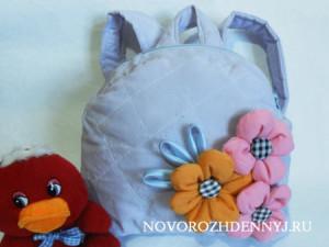 детский рюкзак сшить