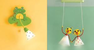 светильник для детской комнаты