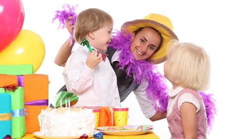 сценарий детского дня рождения