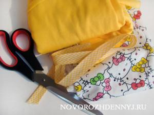 материалы для детской майки