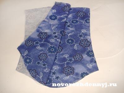 рукава для теплого платья
