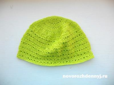основа детской шапочки
