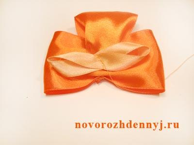 персиковая лента