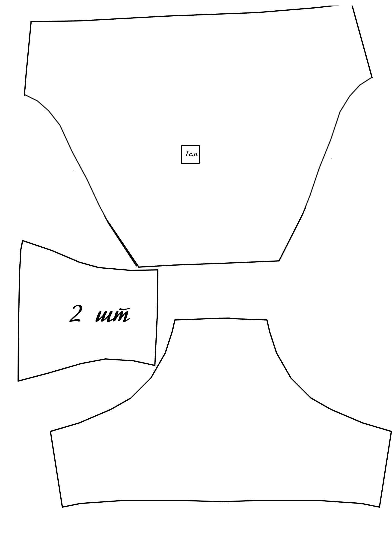 Вязание спицами с короткими рукавами