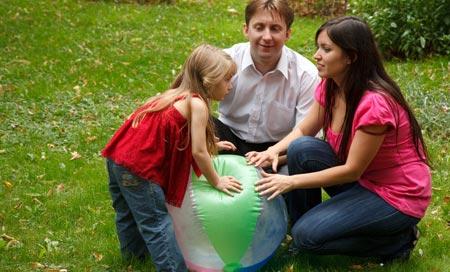 знакомства детей в семье