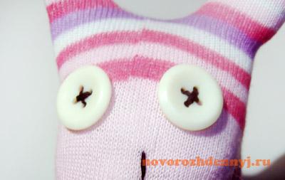 глазки пуговки