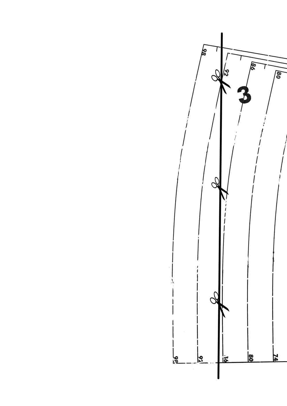 Выкройка тёплого сарафана для девочки фото 440