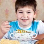 лишний вес у ребенка
