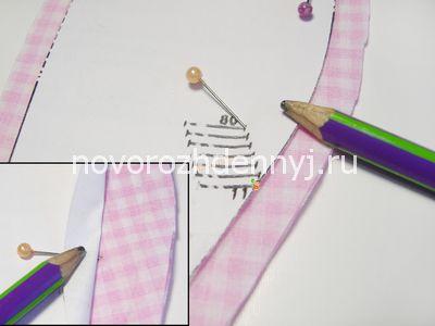 выкройка детского сарафана