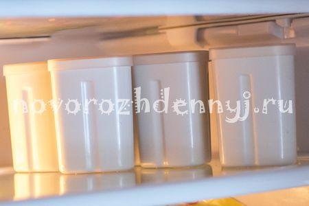 приготовление йогурта в мультиварке Поларис