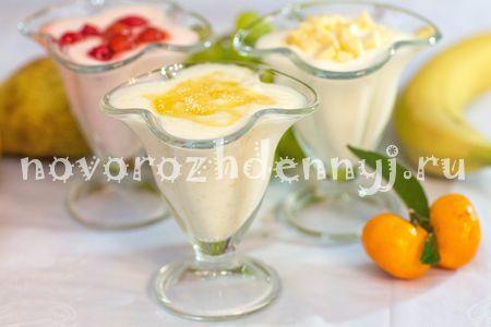 йогурт в мультиварке на сухой закваске