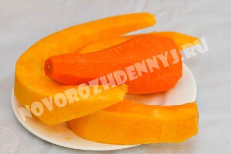 тыквенно морковный сок