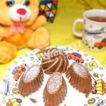 творог в шоколаде