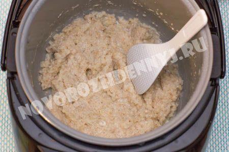 ячневая каша на молоке рецепт с фото в мультиварке