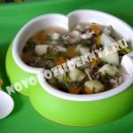 суп с перепелом для ребенка