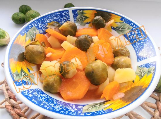 овощное рагу для ребенка 1 года