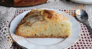 простой грушевый пирог