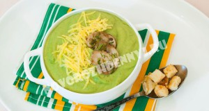 суп пюре из брокколи в мультиварке для детей