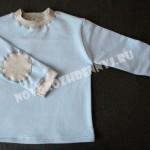 детская пижама, выкройка и процесс шитья