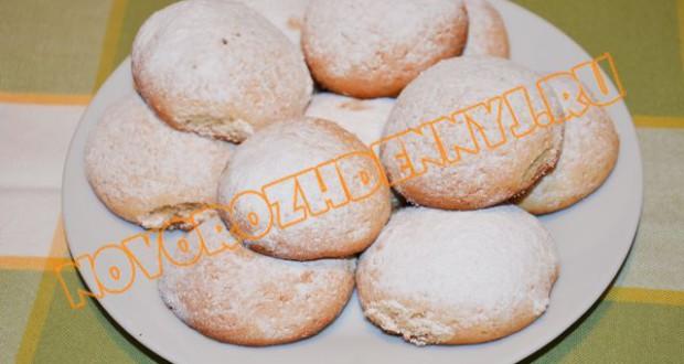 печенье на сметане с медом