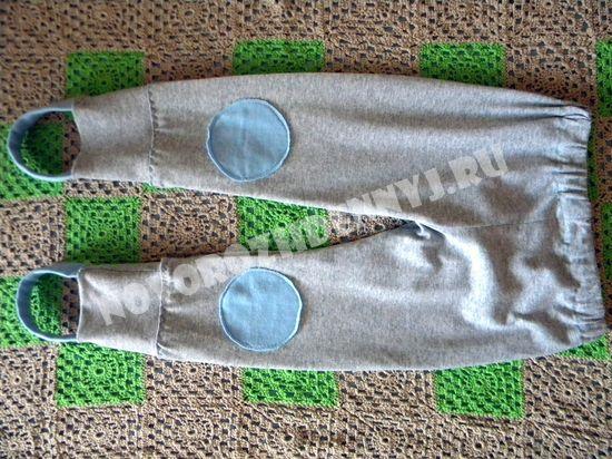 пижамные штаны для мальчика