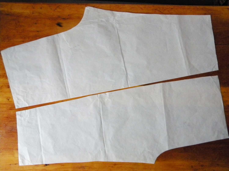 Брюки на подкладке для мальчика как сшить