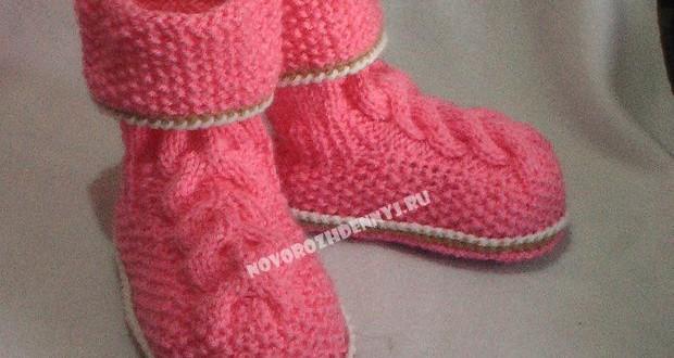 вязание спицами из пряжи фурлана- вязание