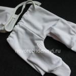 ползунки для новорожденного