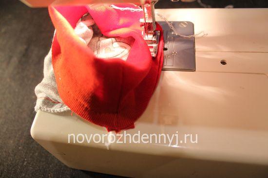Пинетки для новорожденного  пошив 169