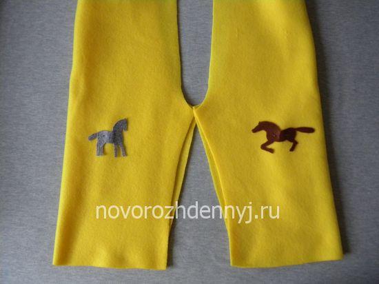 как сшить детские штаны пошаговая фото инструкция - фото 10